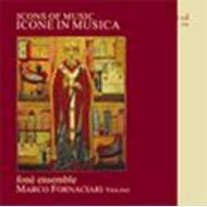 Icons Of Music-biber、J.s.bach、Vivaldi Fone Ensemble (Signoricci Cd)