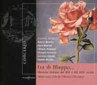 Era Di Maggio-italian Music Ofthe 16th & 17th C: Ensemble Del Riccio