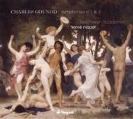 交響曲第1番、第2番 ニケ&ベートーヴェン・アカデミー