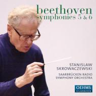 交響曲第5番『運命』、第6番『田園』 スクロヴァチェフスキ&ザールブリュッケン放送交響楽団