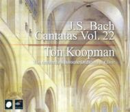 カンタータ全集 Vol.22 コープマン&アムステルダム・バロック管弦楽団&合唱団(3CD)