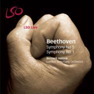 交響曲第1番、第5番『運命』 ハイティンク&ロンドン交響楽団