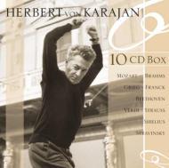 ヘルベルト・フォン・カラヤン名演集(10CD)