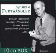 ヴィルヘルム・フルトヴェングラー名演集(10CD)