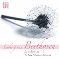 交響曲全集 ヘルビッヒ、エルムレル、レッパード、他、RPO(6CD)