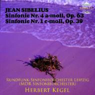 交響曲第1番、第4番 ケーゲル&ライプツィヒ放送交響楽団