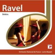 ボレロ、ラ・ヴァルス、スペイン狂詩曲、他 マゼール&フランス国立管弦楽団