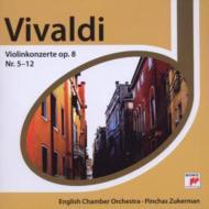 『和声と創意の試み』第5〜12曲 ズッカーマン(vn)イギリス室内管弦楽団