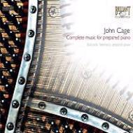 プリペアド・ピアノのための作品全曲 ジャンカルロ・シモナッチ(3CD)