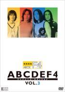 ABCDEF4 -ジャパニーズ・エディション-: Vol.3