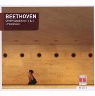 交響曲第5番『運命』、第6番『田園』 ブロムシュテット&シュターツカペレ・ドレスデン