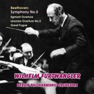 交響曲第5番、大フーガ、他 フルトヴェングラー&BPO(平林直哉復刻)