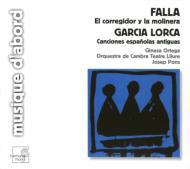 『お代官様と粉屋の女房』、ロルカ:古いスペインの民謡 ポンス&バルセロナ自由劇場室内管