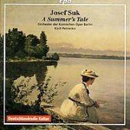 スーク:夏物語、リャードフ:魔法にかけられた湖 キリル・ぺトレンコ&ベルリン・コーミッシェ・オーパー管弦楽団
