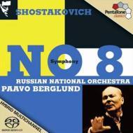 交響曲第8番 パーヴォ・ベルグルンド&ロシア・ナショナル管弦楽団
