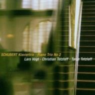 ピアノ三重奏曲第2番 フォークト(p)、クリスティアン・テツラフ(vn)、ターニャ・テツラフ(vc)