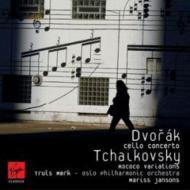 チェロ協奏曲、チャイコフスキー:ロココ風変奏曲 モルク(vc)ヤンソンス&オスロ・フィル