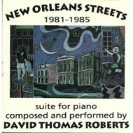 New Orleans Streets 1981-1985suite For Piano