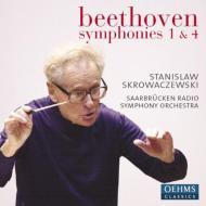 交響曲第1,4番 スクロヴァチェフスキ&ザールブリュッケン放送響