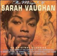 Magic Of Sarah Vaughan