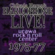 近田春夫&ハルヲフォン LIVE! 1975〜77
