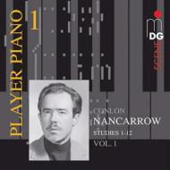 自動演奏ピアノのための習作(第1番-第12番) ベーゼンドルファー・プレイヤー・ピアノ