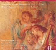 3声のソナタ集〜G.M.ボノンチーニ、パーセル ヤープ・シュレーダー&アルカディア・プレイヤーズ・トリオ