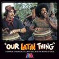 Our Latin Thing: Sampler