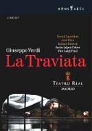 『椿姫』全曲 ピッツィ演出、ロペス=コボス&マドリッド王立劇場、アンセルム、ブロス、他(2005 ステレオ)(2DVD)