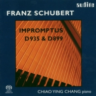 Impromptus D.899, 935: Chiao Ying Chang(P)