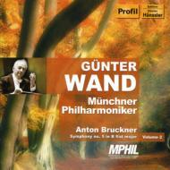 交響曲第5番 ヴァント&ミュンヘン・フィル