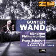 交響曲第9番『グレート』 ヴァント&ミュンヘン・フィル