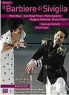 『セビリャの理髪師』全曲 サージ演出、ジェルメッティ&マドリード王立劇場、フローレス、バーヨ、他(2005 ステレオ)(2DVD)
