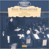 Comp.symphonies: Weingartner / Lso Lpo