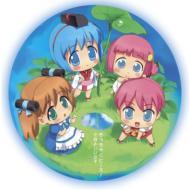 PS2用ゲーム『びんちょうタン しあわせ暦』主題歌::ちっちゃくピース!/あしたの花かご