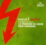 交響曲第40番、第41番『ジュピター』 ミンコフスキ&ルーヴル宮音楽隊