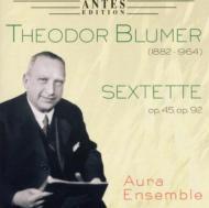 Sextet For Piano & Wind Op.45, 95: Aura Ensemble