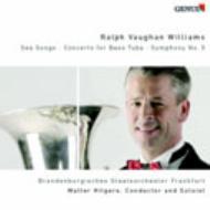 チューバ協奏曲、交響曲第5番、海の歌 ヒルガース(tub)フランクフルト・ブランデンブルグ州立管