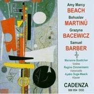 ピアノ三重奏曲 Boettcher(Vn)R.zimmermann(Vc)Suga-maack(P) +duos