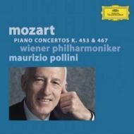 モーツァルト:ピアノ協奏曲第17番、第21番 マウリツィオ・ポリーニ