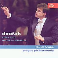 Czech Suite, Waltzes, Polonaise: Hrusa / Prague Philharmonia
