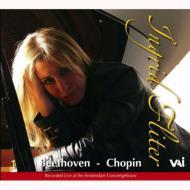 ベートーヴェン:ピアノ・ソナタ第7番、第18番、ショパン:ワルツ集 フリッター(2005年 コンセルトヘボウ・ライヴ)
