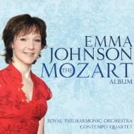 モーツァルト:クラリネット協奏曲、五重奏曲 エマ・ジョンソン