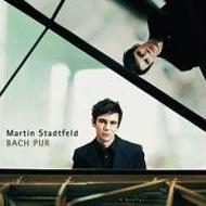 Italian Concerto, French Suite.2, Sinfonia, Etc: Stadtfeld(P)