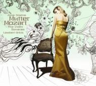 ヴァイオリン・ソナタ集 ムター、オーキス(4CD)