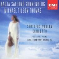 Violin Concerto: Salerno-sonnenberg(Vn)Tilson Thomas / Lso +chausson