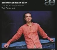 無伴奏ヴァイオリンのためのソナタとパルティータ全曲 パパヴラミ(2CD)