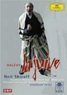 『ユダヤの女』全曲 クレーマー演出、スーテイ&ウィーン国立歌劇場、シコフ、ストヤノヴァ、他(2003 ステレオ)(2DVD)