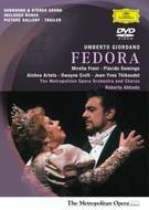 ジョルダーノ:歌劇《フェドーラ》全曲 ロベルト・アバド/メトロポリタン歌劇場管弦楽団