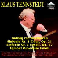 交響曲第5番『運命』、他 テンシュテット(ライヴ)